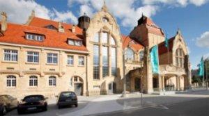 Jugendstilfesthalle Landau/Pfalz