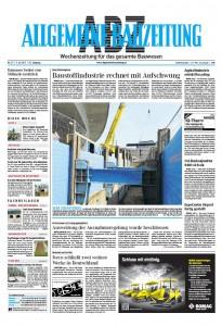 Allgemeine Bauzeitung - Ausgabe Nr 27, 06. Juli 2012