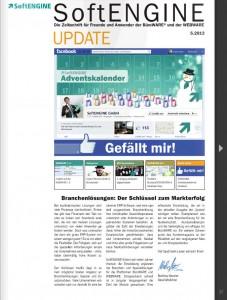 SoftENGINE-Update 5/2012