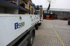 Firmenbesichtigung SBB Baumaschinen + Baugeräte GmbH