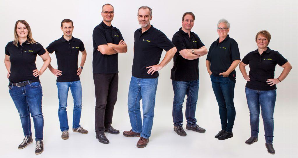 Das Team von softTRADE